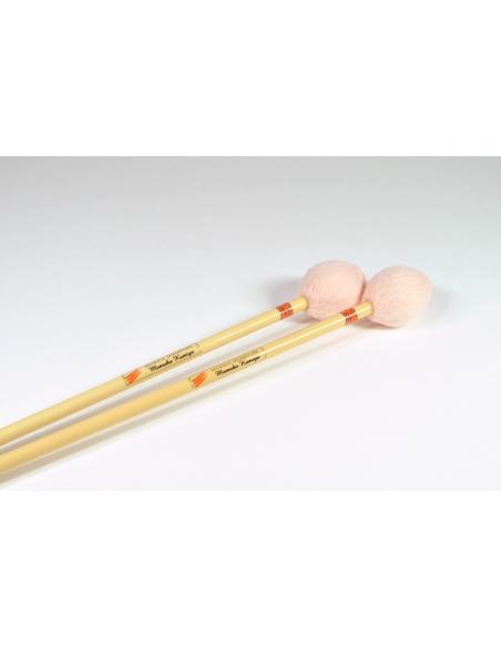 Baguettes Marimba Signature Momoko Kamiya - 05 Médium-Dur
