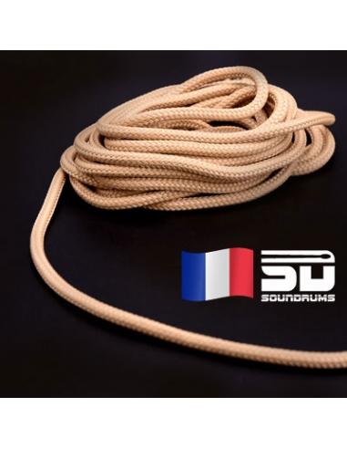 Premium Drum rope - BEIGE (natural)
