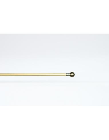 Glockenspiel Mallets - Brass 14mm