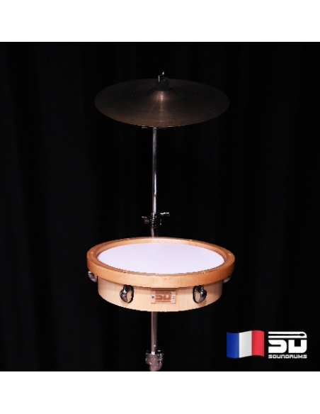 Pad PRACTIM Evolution (cercle Bois) - Soundrums