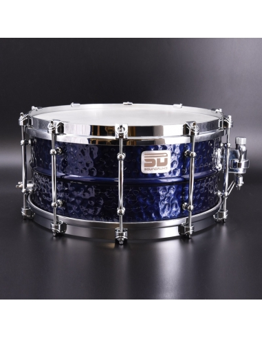 Snare Drum - Sound Mastery Brass 14″x 6,5″ - SOUNDRUMS