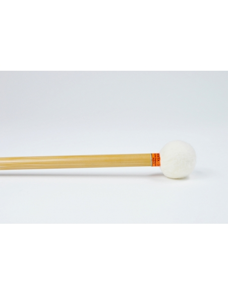 Timpani Mallets Classic - Medium clear