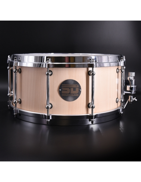 SOUNDRUMS FRANCE Sound Classic Maple snare drum.