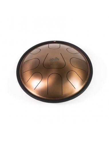 Steel tongue drum Zenko 9 sounds Equinox METAL SOUNDS