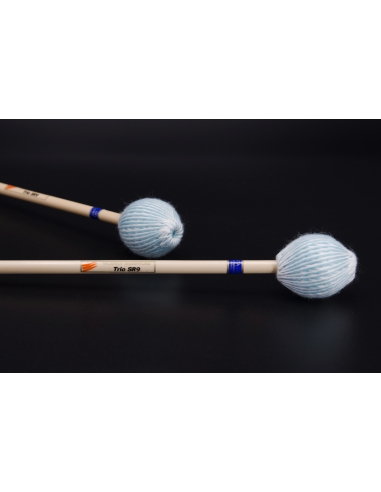 Marimba Mallets Trio SR9 Signature - 03 Medium soft