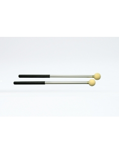 Multi-percussion Mallets Multi-toms Medium hard-wearing felt.