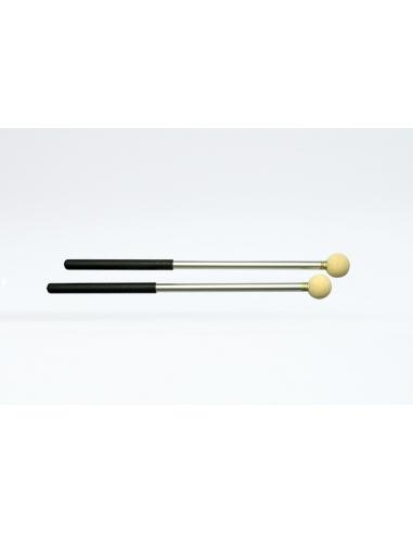 Multi-percussion Mallets Multi-toms Medium hard-wearing felt.