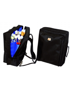 Mallet bag 50 pairs + score pouch Luxe