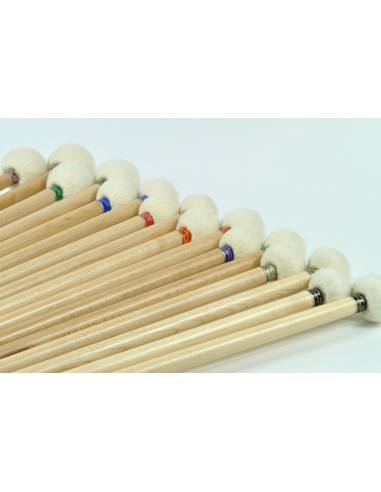 Complete Timpani Classic Series - 8 pairs - WOOD