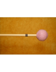 Marimba Choral Mallets - Very soft muted - 02