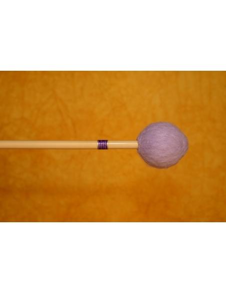 Marimba Choral Mallets - Soft muted - 01