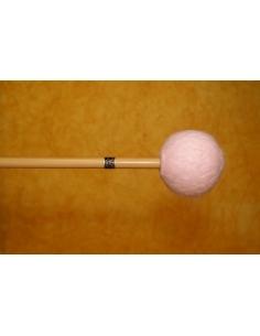 Bass Marimba Mallets Classic - Very soft muffled - 101
