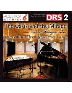 Thomas Dobler - The Oasis and the Mirage - Vibraphone