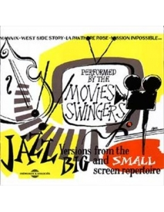Jean Michel Davis - JAZZ VERSIONS FROM THE BIG AND SMALL SCREEN REPERTOIRE
