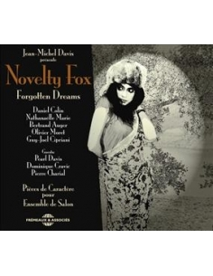 Jean Michel Davis - NOVELTY FOX - FORGOTTEN DREAMS