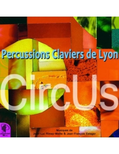 Pecussions Claviers de Lyon - CIRCUS