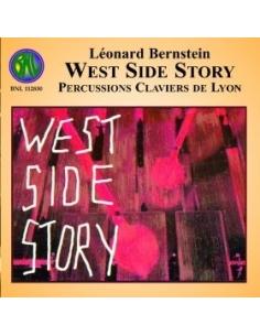 Percussions Claviers de Lyon - West Side Story - L. Bernstein