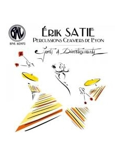 Percussions Claviers de Lyon - Sport & Divertissements - Erik Satie