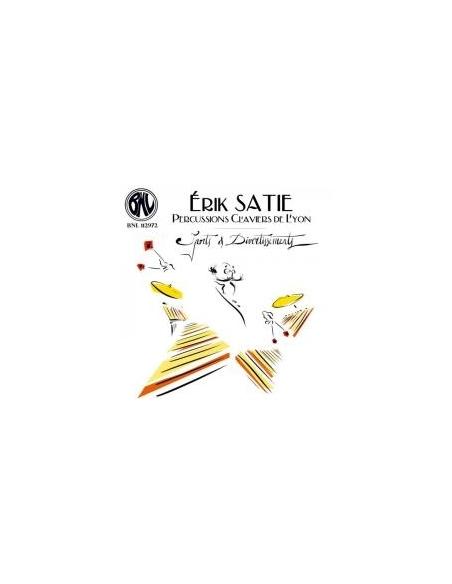 Percussions Claviers de Lyon - Sport & Divertissements - Erik Satie