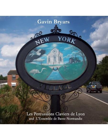 Percussions Claviers de Lyon - New York - Gavin Bryars