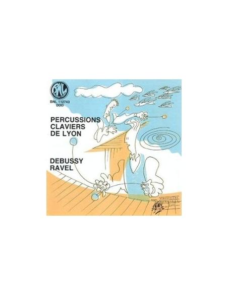 Percussions Claviers de Lyon - Debussy / Ravel