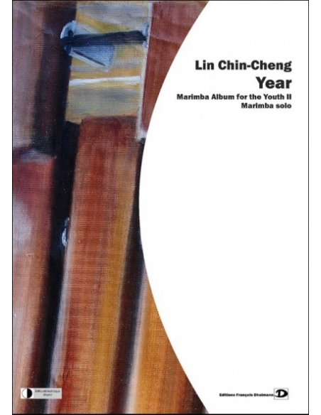 Year. Marimba album for the youth II - Chin-Cheng Lin
