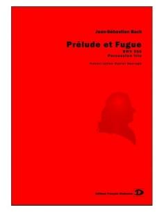Prélude et Fugue. BWV 556 - Jean-Sébastien Bach