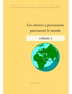 Les claviers parcourent le monde vol. 2 (with CD) - E. Séjourné
