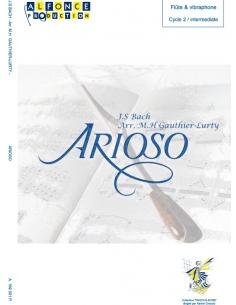 Arioso - Jean-Sébastien Bach
