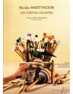 Les tortues volantes - Nicolas MARTYNCIOW