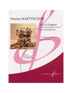 JIGUI LA GUIGUINE - Nicolas MARTYNCIOW