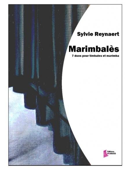 Marimbalès - Sylvie Reynaert