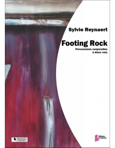 Footing rock - Sylvie Reynaert