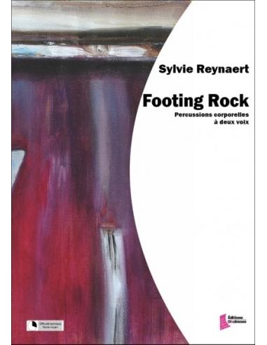 Footing rock - Sylvie Reynaert