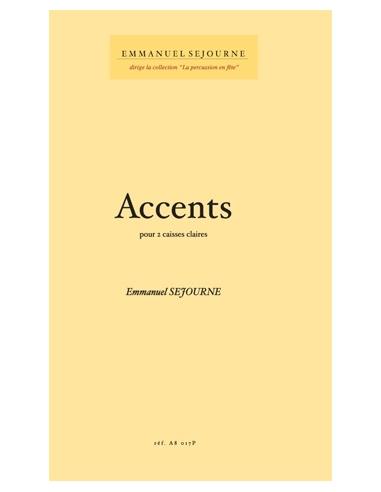 Accents E. Séjourné