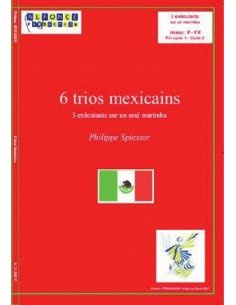 6 Trios mexicains - Philippe SPIESSER
