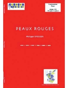Peaux rouges - Philippe SPIESSER