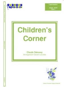 Children's Corner - Claude DEBUSSY (Arr. Gérard LECOINTE)