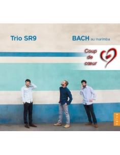 BACH au marimba - Trio SR9 - P. Changarnier, N. Cousin, A. Esperet
