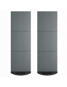 Mur mobile de traitement acoustique