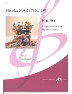 Head First - Nicolas MARTYNCIOW