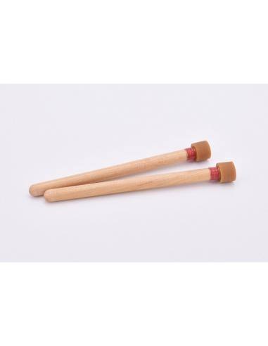 Steel-Drum Double Second/Tenor  - RED - Medium