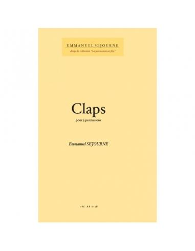 CLAPS - E. SEJOURNE