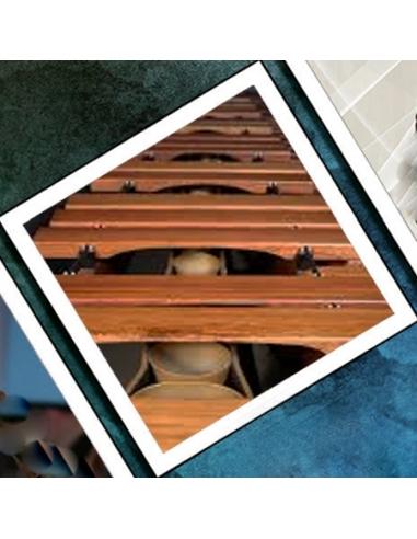 Conférence histoire du marimba par Florentin Morel - 9 juin 2019 à Verzé
