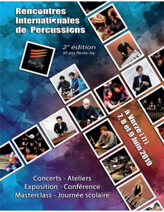 PASS Meeting- June, 7th,8th or 9th 2019 - International Percussions Meeting