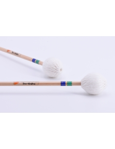 Marimba Mallets Jean Geoffroy Signature - 02.5 Medium semi-soft