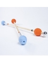 Multi percussions & Base drum mallets