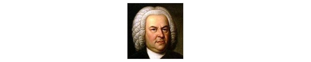 Johann Sebastian Bach Scores