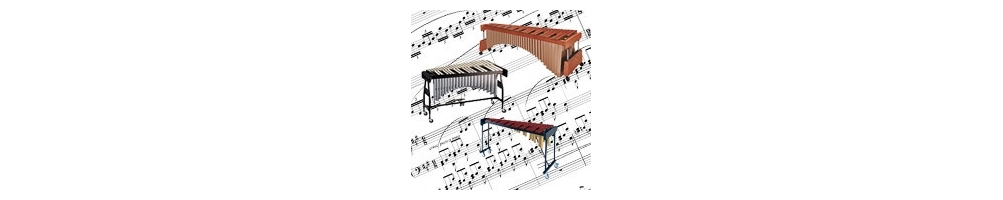 Music for keyboards ensembles (Marimba,Vibes...)