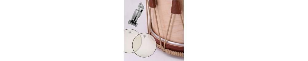 Military Drum maintenance